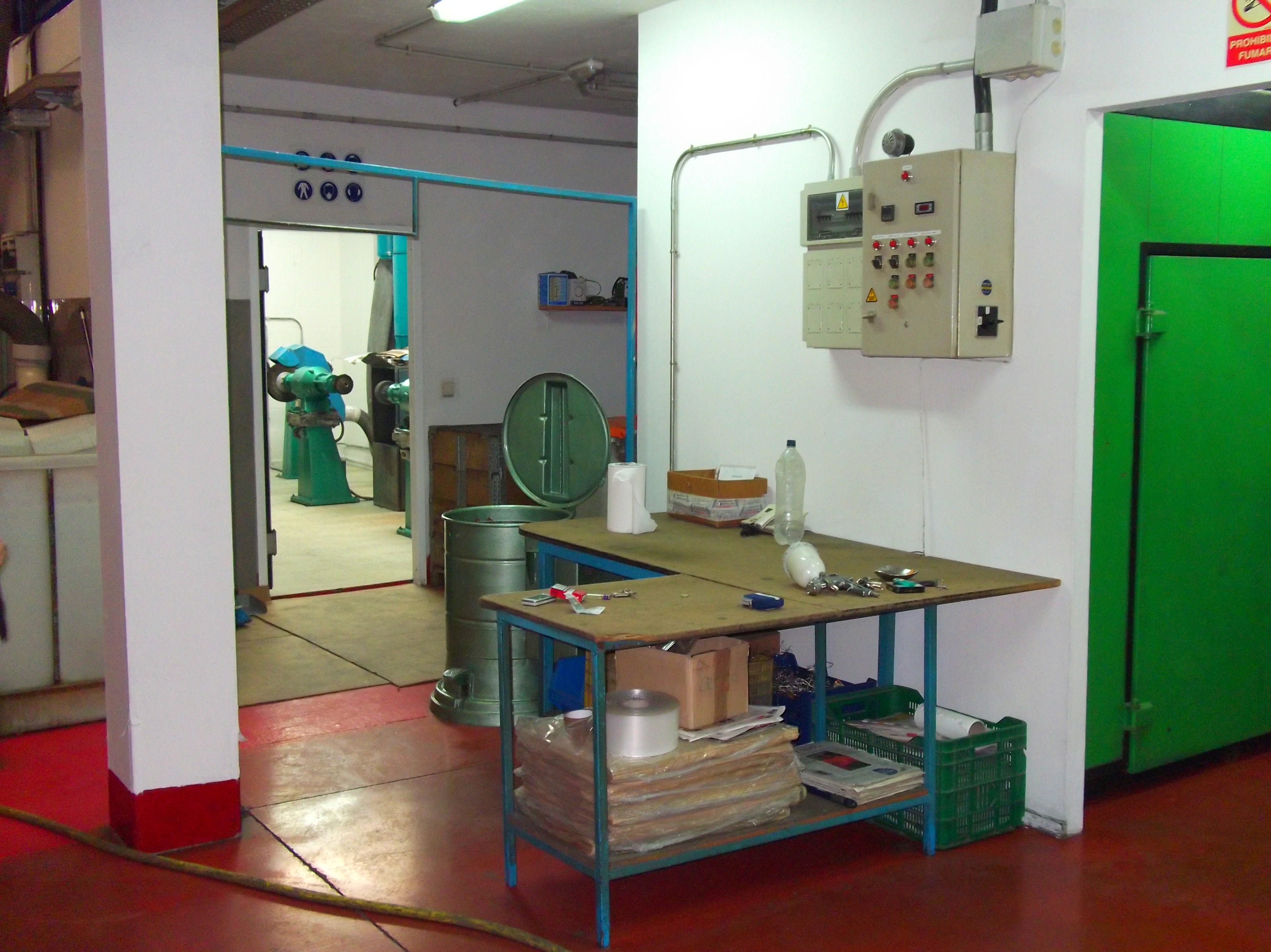 Foto 2 de Cromados en Madrid | Acabados y Montajes Electrocrom