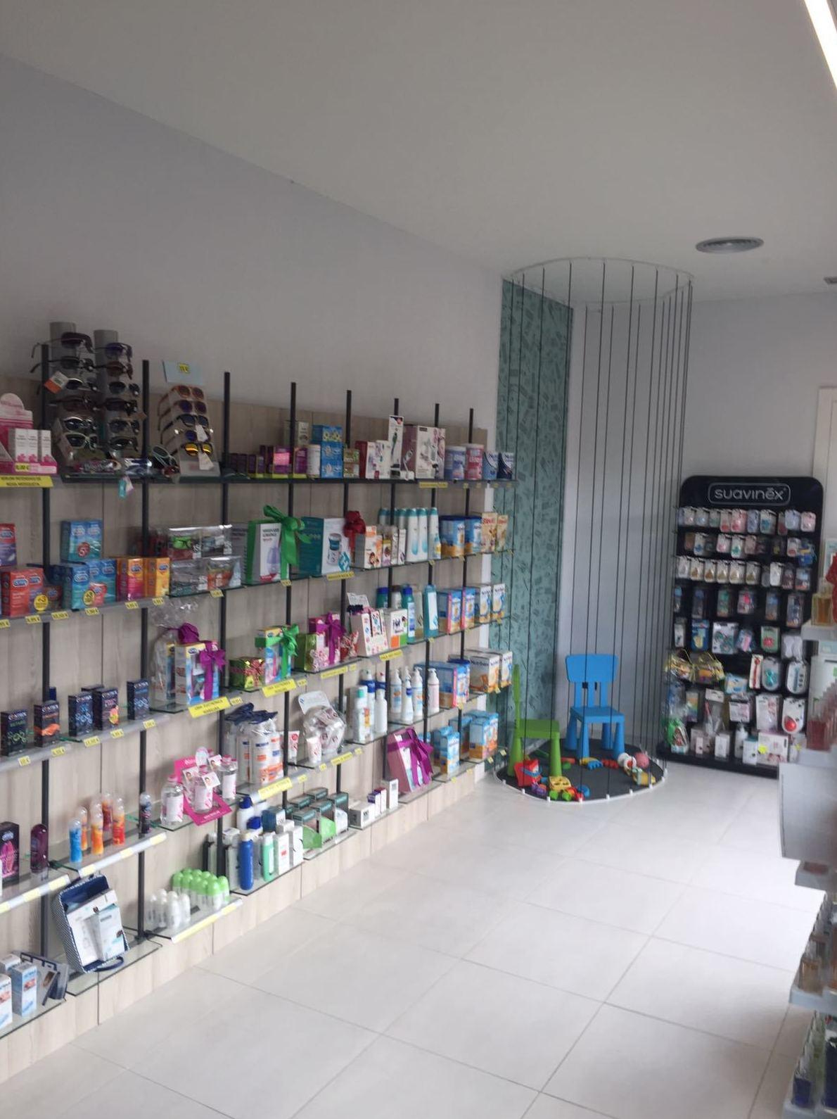Foto 1 de Farmacias en Burgos | Farmacia Margarita Medrano Ruiz