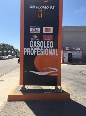 Ya puedes solicitar tu tarjeta de gasóleo profesional en nuestras instalaciones.