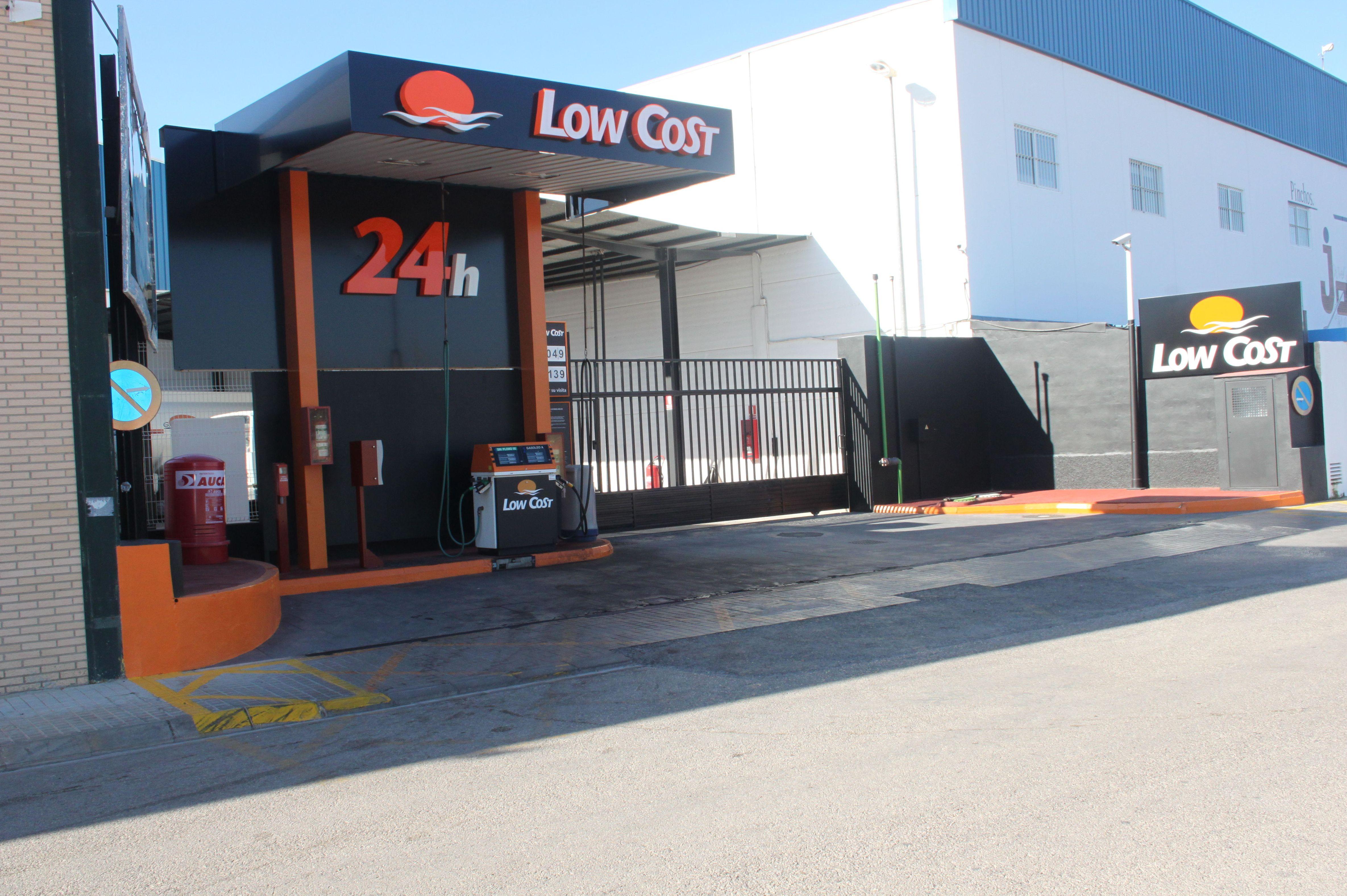 Gasolinera 24 h en La Pobla de Vallbona