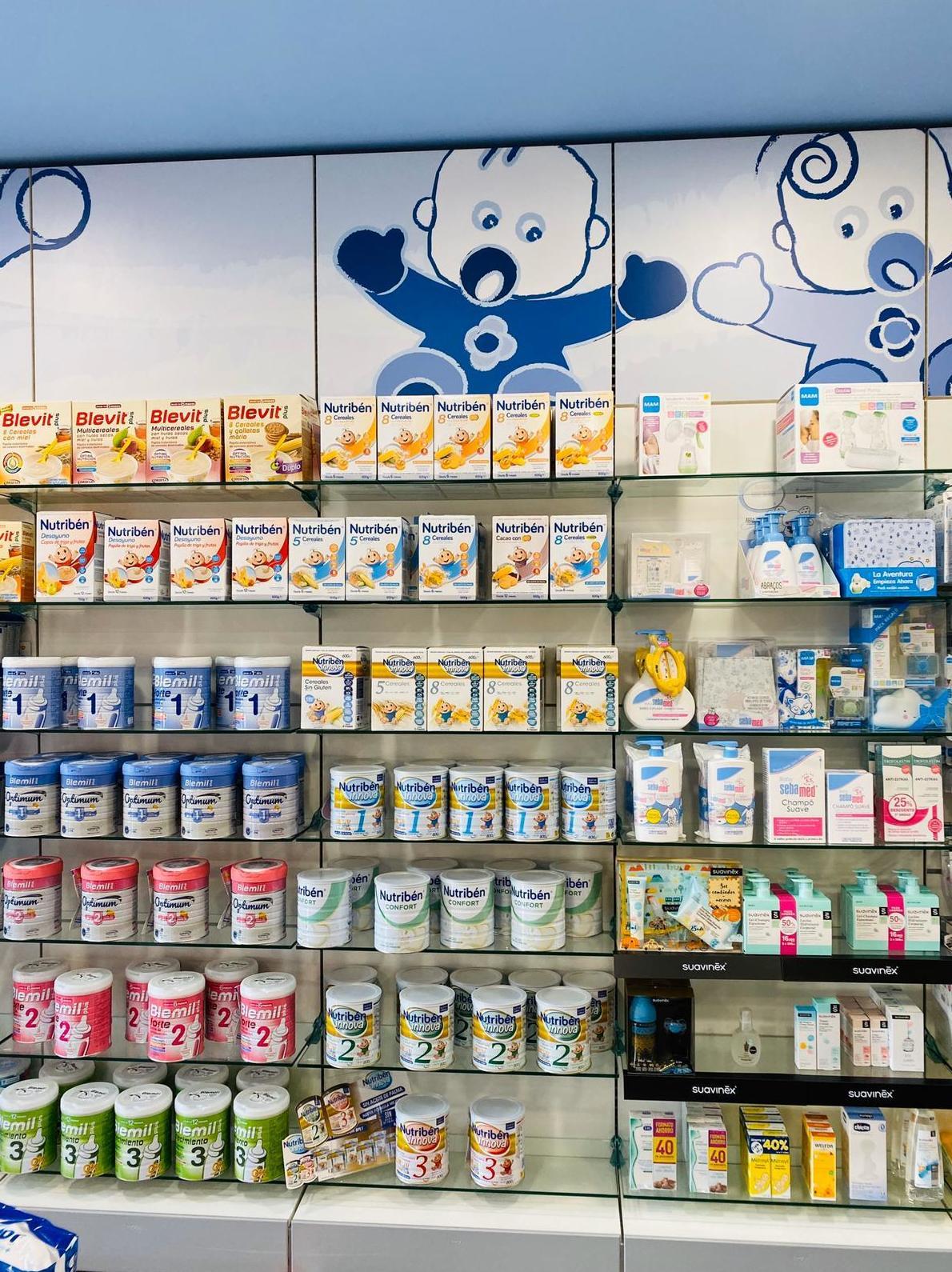 Dietètica infantil: PRODUCTES EN ESTOC  de Farmacia Rosa Cinca   Guissona   365   8.30-21