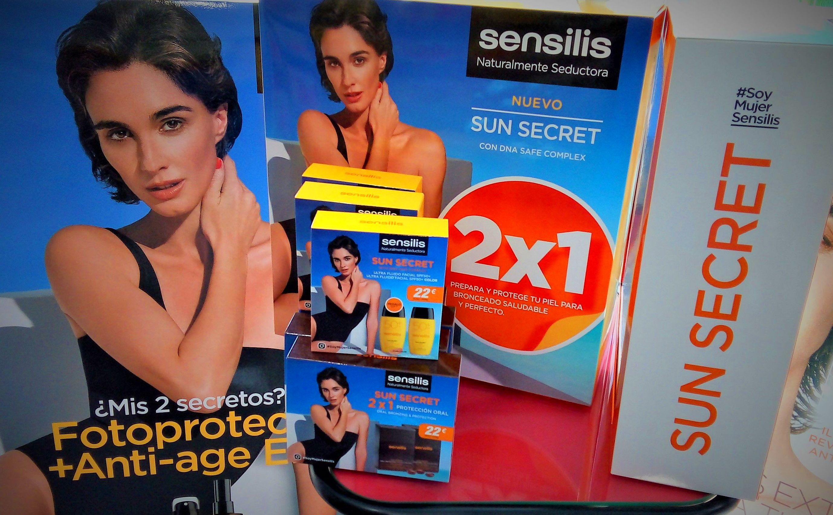SENSILIS SUN SECRET 2X1