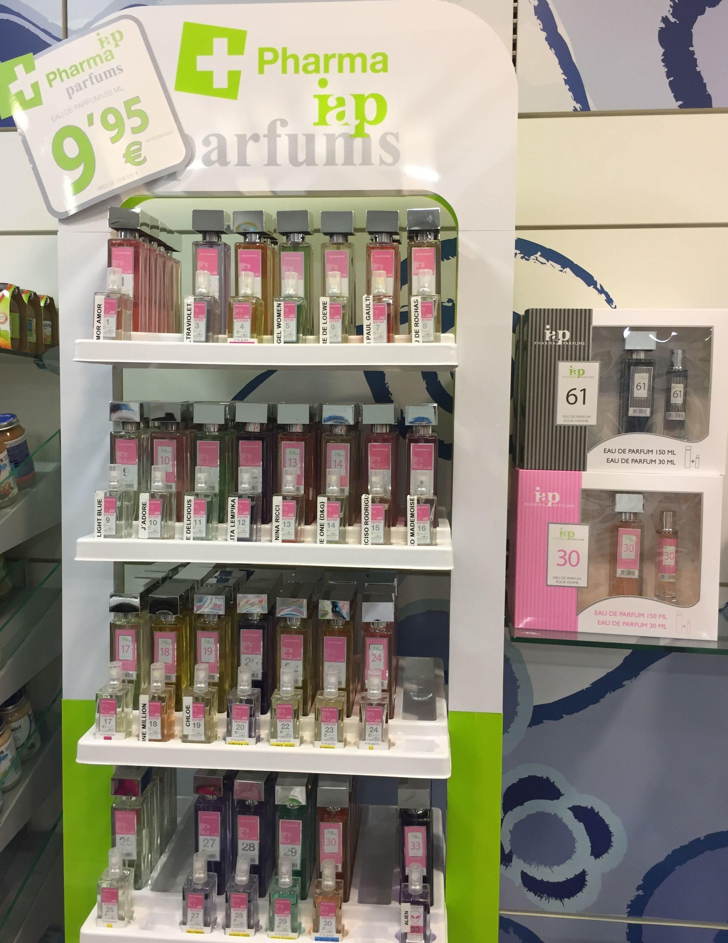Perfumería: Productos de Farmacia Rosa Cinca