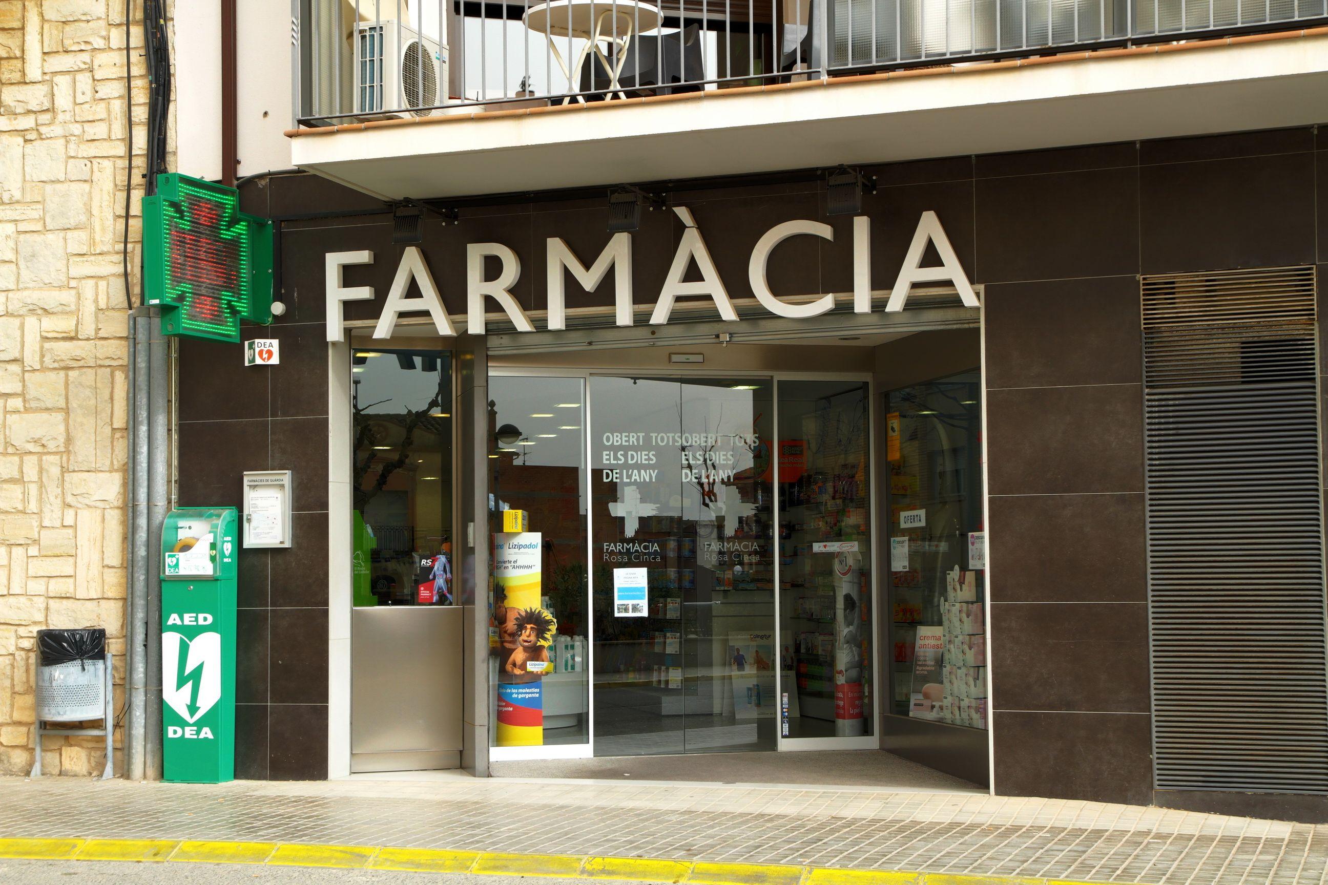 Foto 6 de Farmacia en Guissona | Farmacia Rosa Cinca