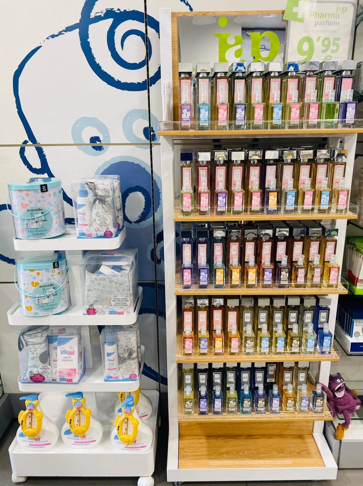Perfumeria: PRODUCTES EN ESTOC  de Farmacia Rosa Cinca | Guissona | 365 | 8.30-21