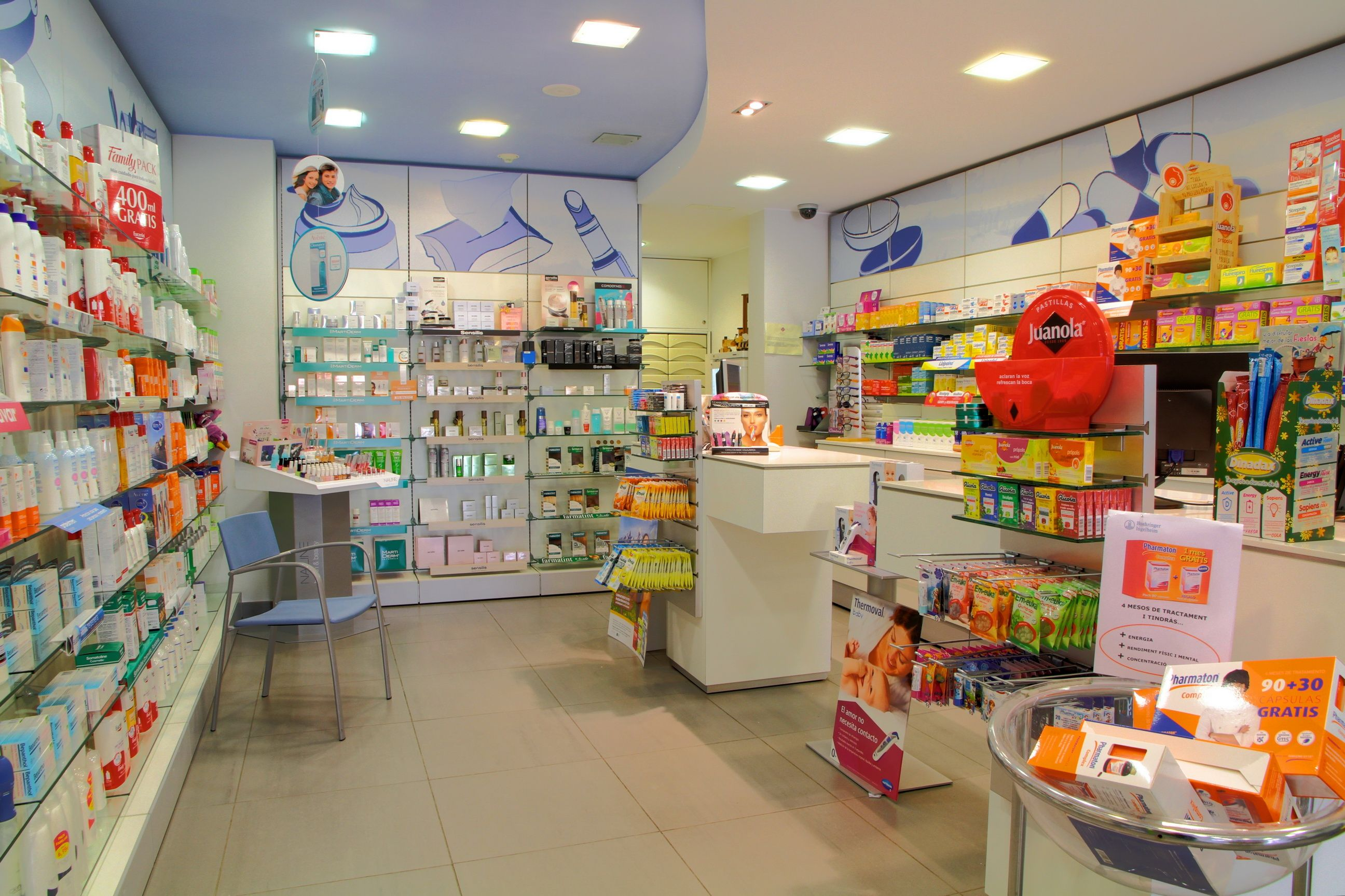 Foto 4 de Farmacia en Guissona | Farmacia Rosa Cinca