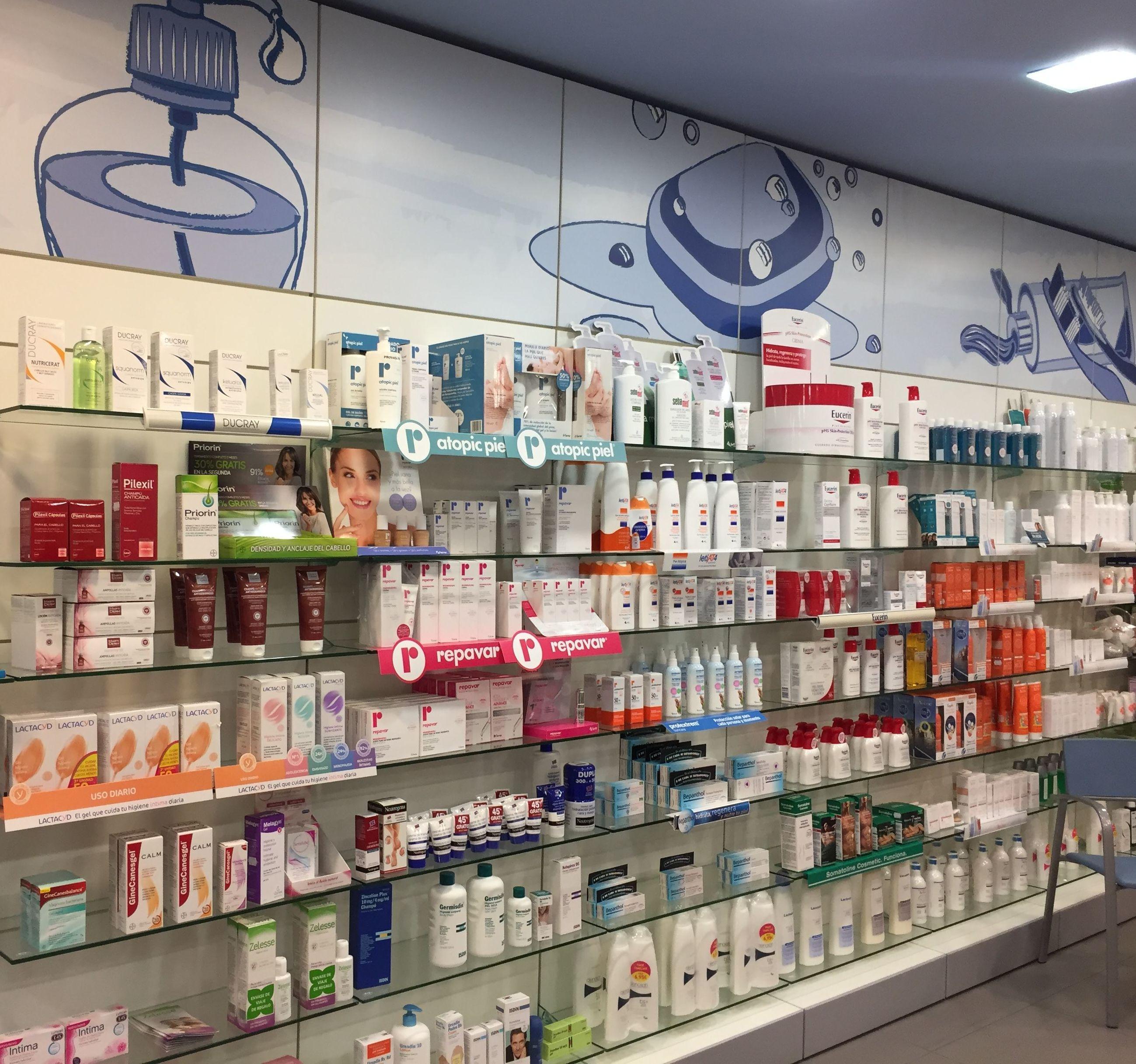 Dermofarmacia: Productos de Farmacia Rosa Cinca