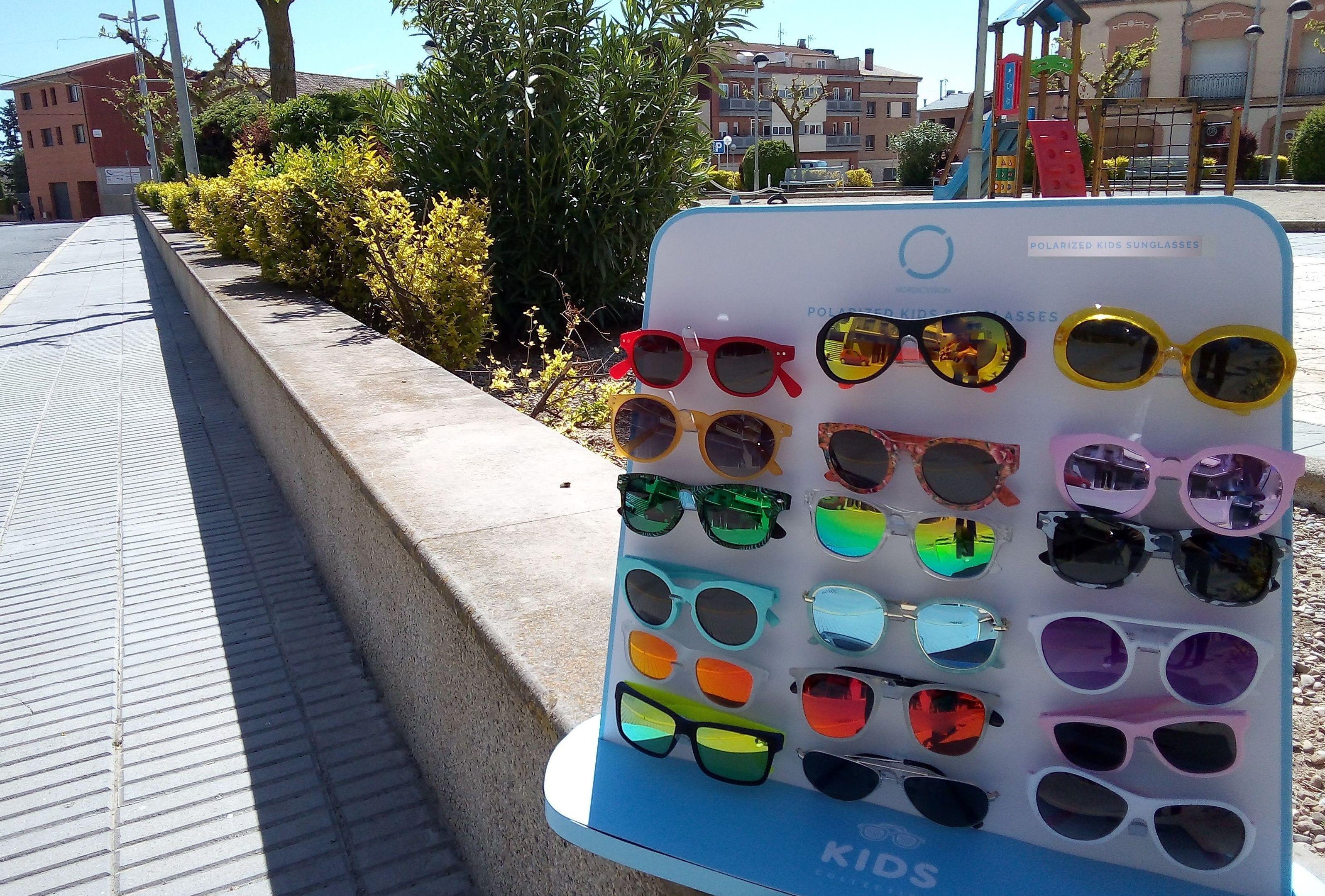 Les ulleres polaritzades per als més petits de la casa