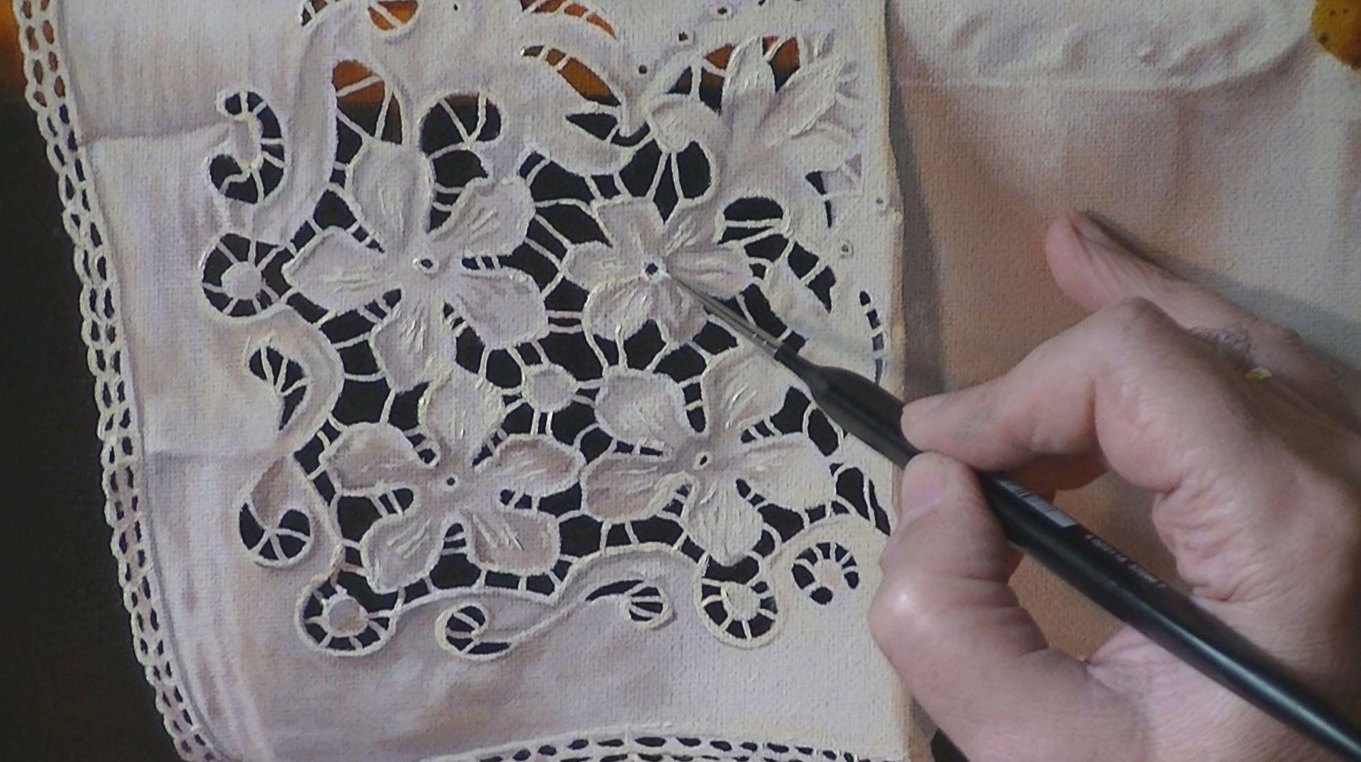 Mantelerías: Porcelana y mantelerías de Angel's Souvenirs