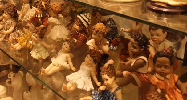 Figuras de cerámica artesanal en Málaga