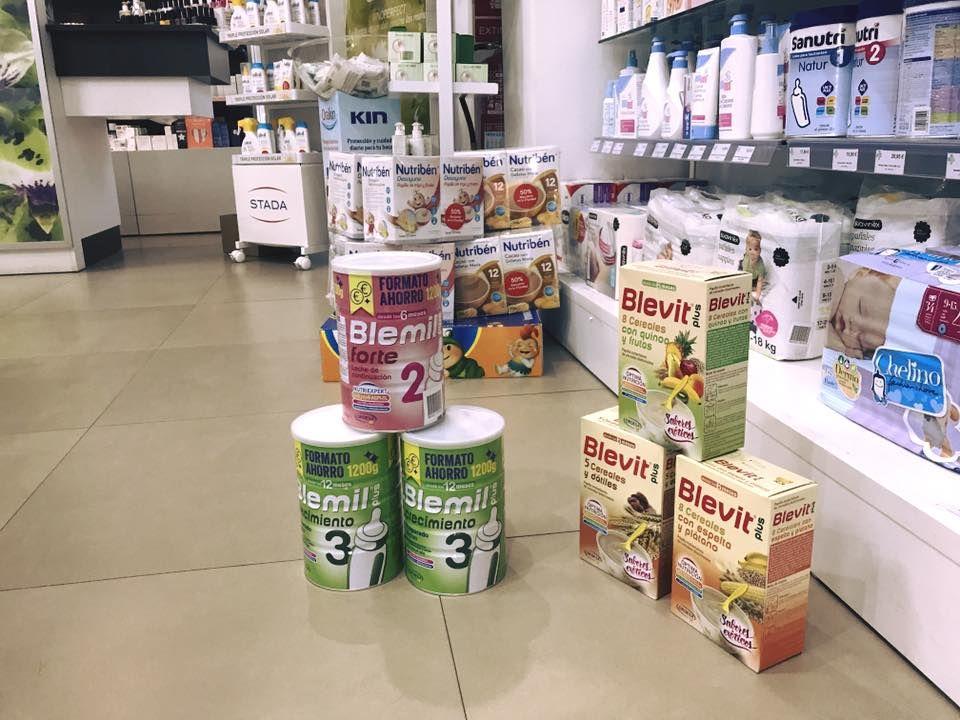 Farmacias parafarmacias enEl Ejido