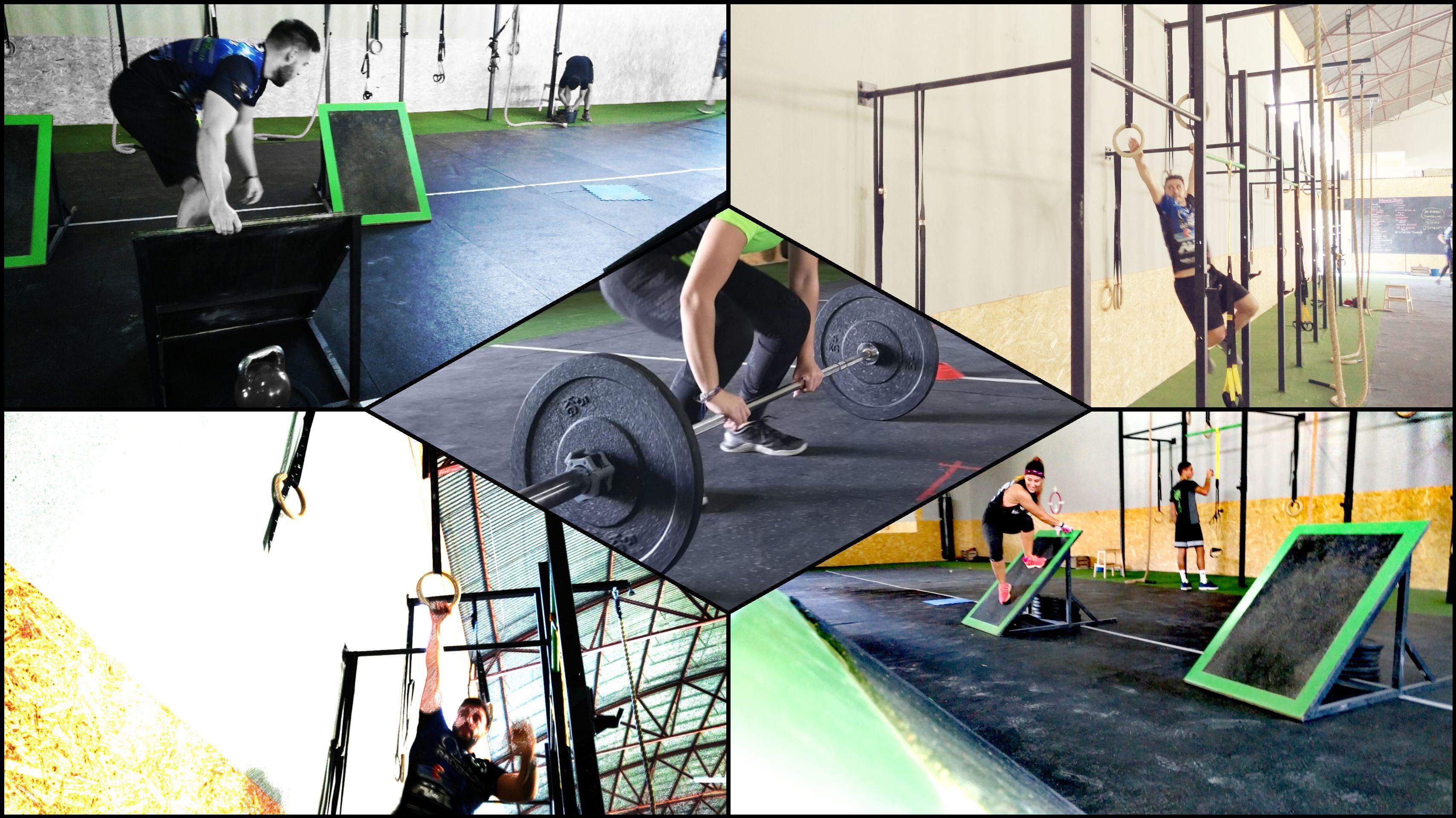 Foto 11 de Gimnasios en  | TNC BOX®