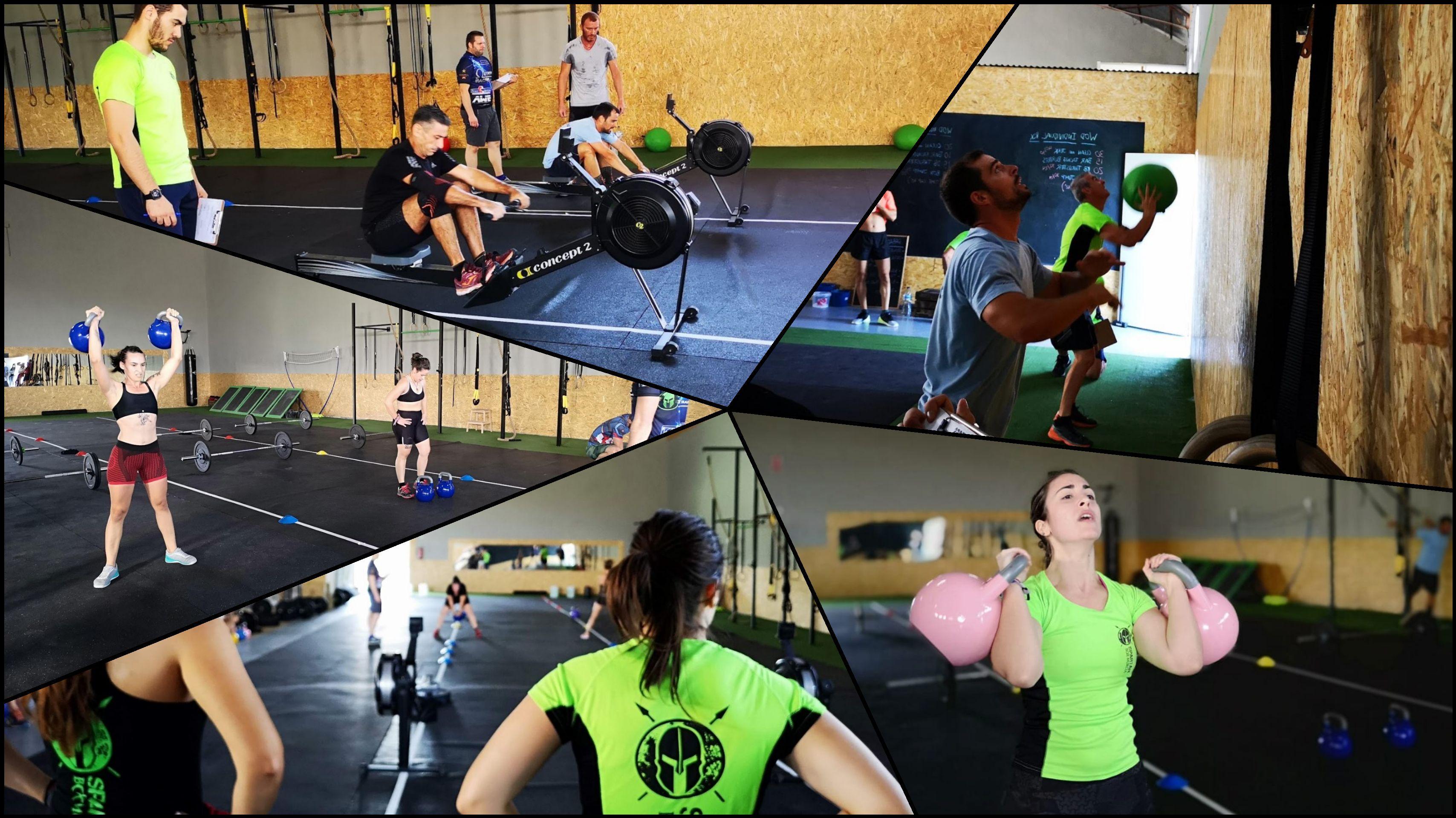 Foto 6 de Gimnasios en  | TNC BOX®