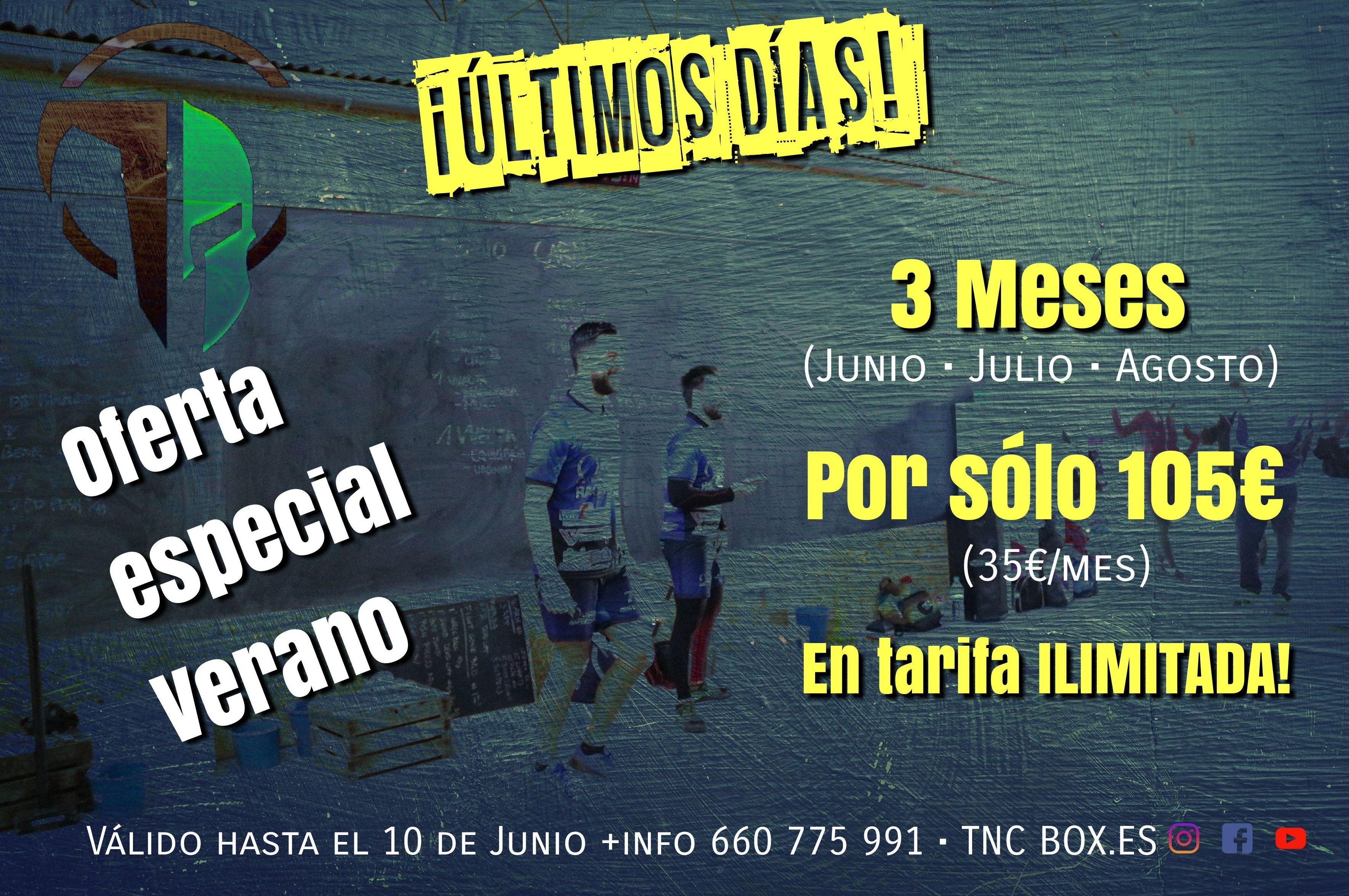 Oferta gym Murcia