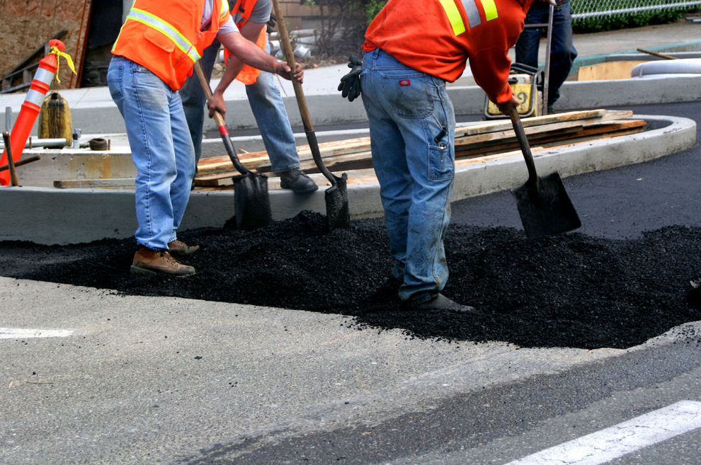 Empresa de asfalto en Santa Cruz de Tenerife