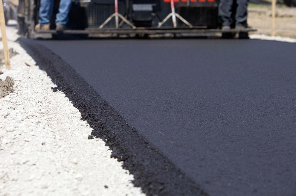 Asfaltado de carreteras en Tenerife