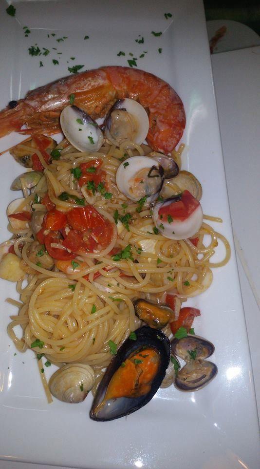 Restaurante de cocina italiana en Arrecife