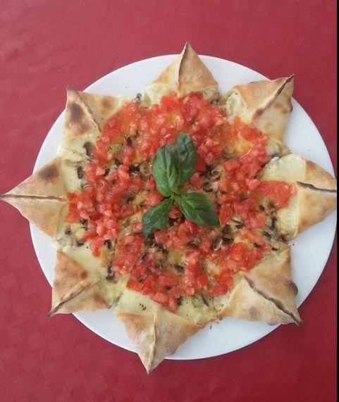 Pizze Specialitá della Casa: Menú de IL Pomod`oro Arrecife