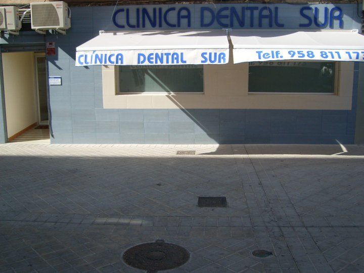 Clínica dental en Granada