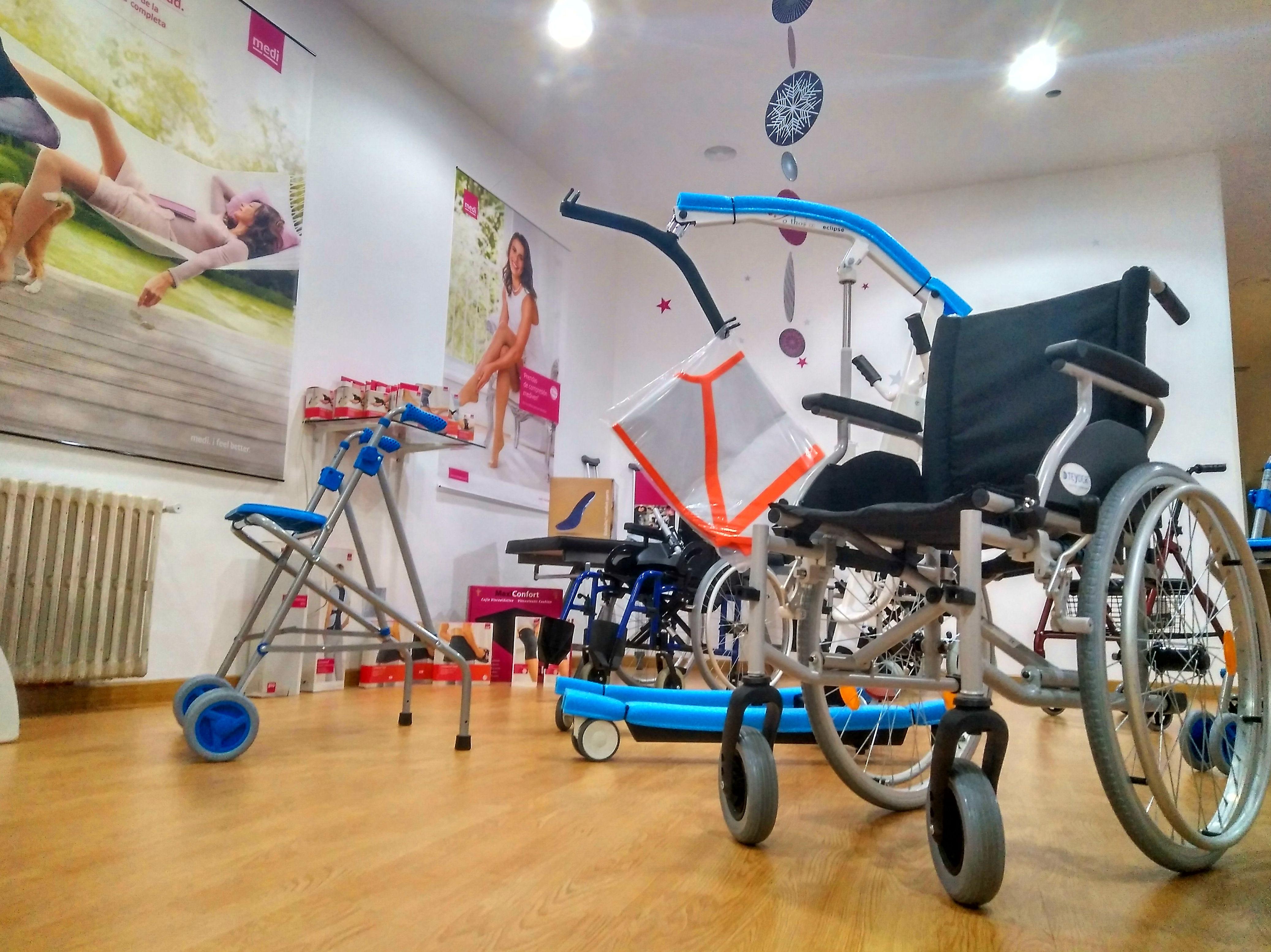 Ortopedia Galileo. Nueva tienda Calle de García de Paredes, 74 Madrid