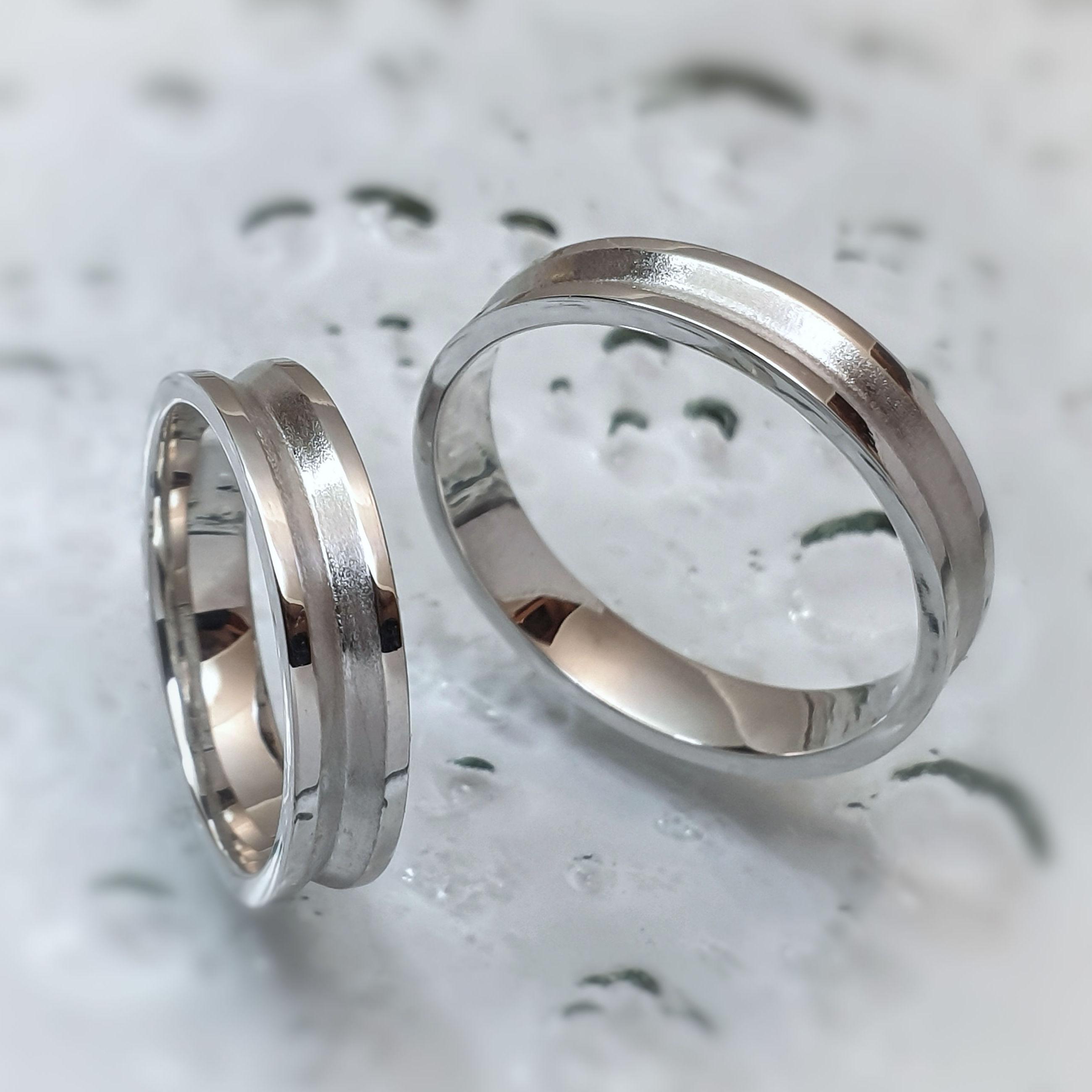 Tus alianzas de boda personalizadas