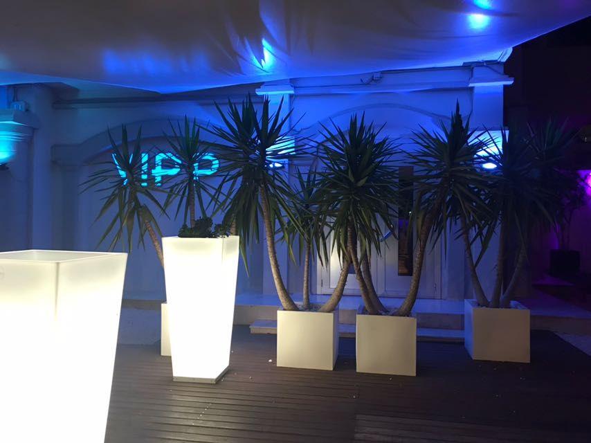 Club: Servicios de Vipp Club Ibiza