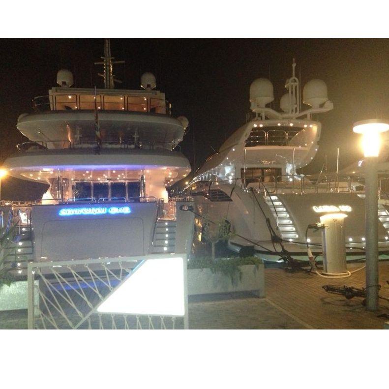 Salidas en barco: Servicios de Vipp Club Ibiza