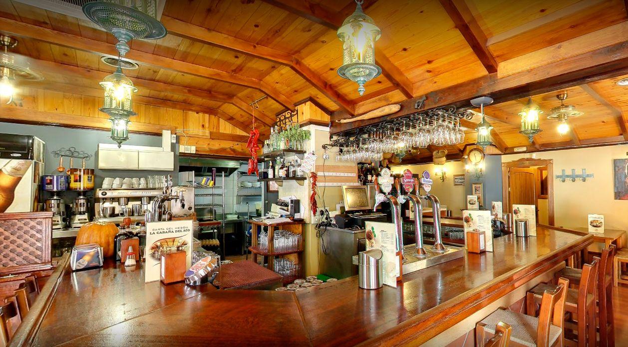 Mesón restaurante en Granada