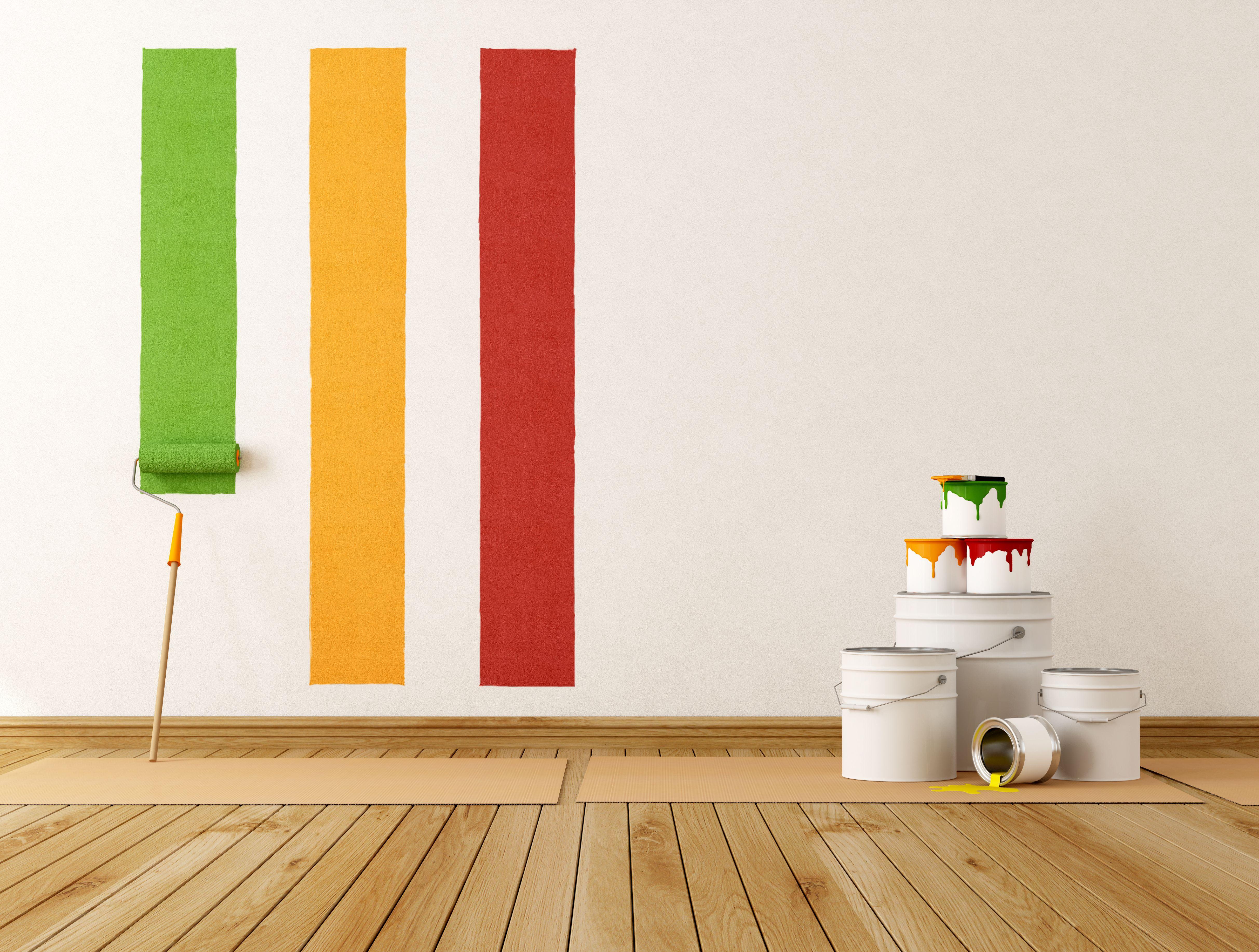 Encuentra la pintura perfecta para cada estancia de tu hogar en Borriolq