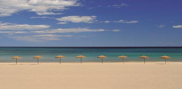 Restaurante con vistas al mar en Playa de Muchavista/Restaurante en Playa de Muchavista