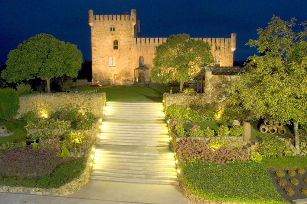 Vista desde el restaurante para vuestra boda en Asturias