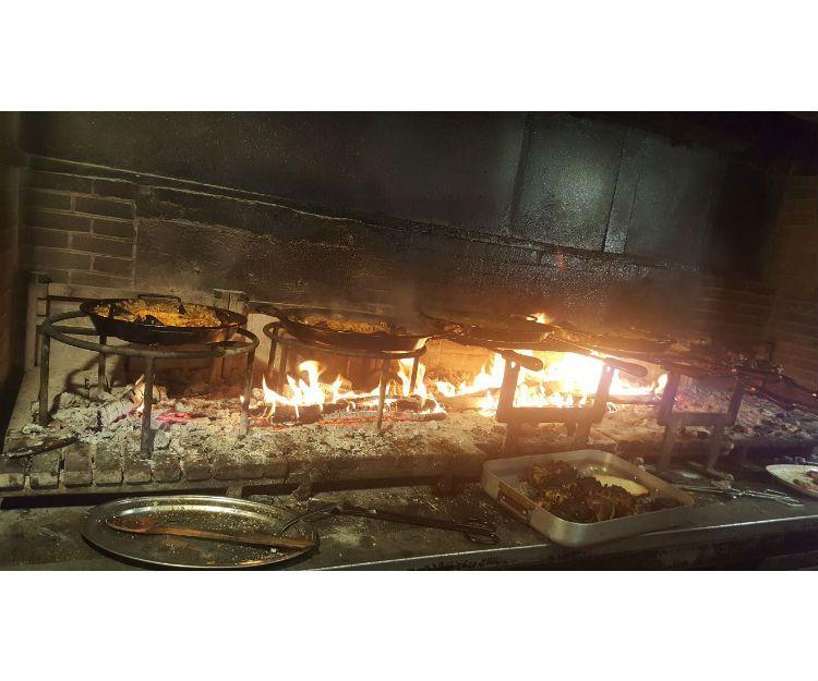 El Caliu Brasería Restaurante en Sant Llorenç Savall