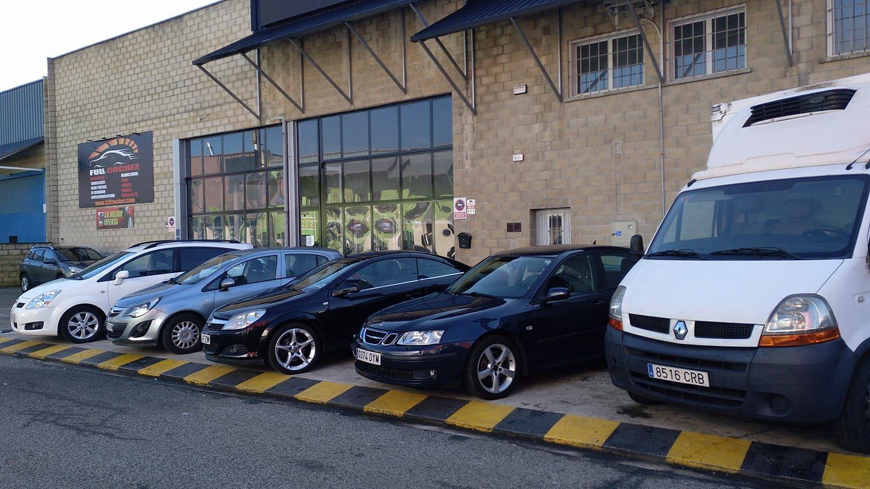 Servicios de electricidad del automóvil