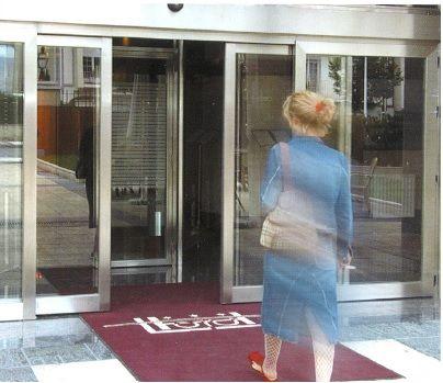 Puertas automaticas correderas de cristal