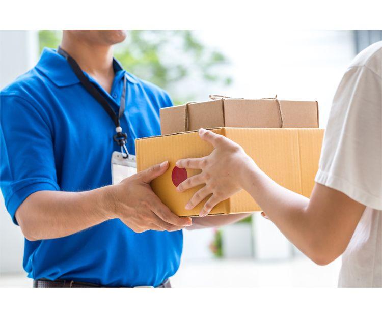 Servicio de paquetería en León