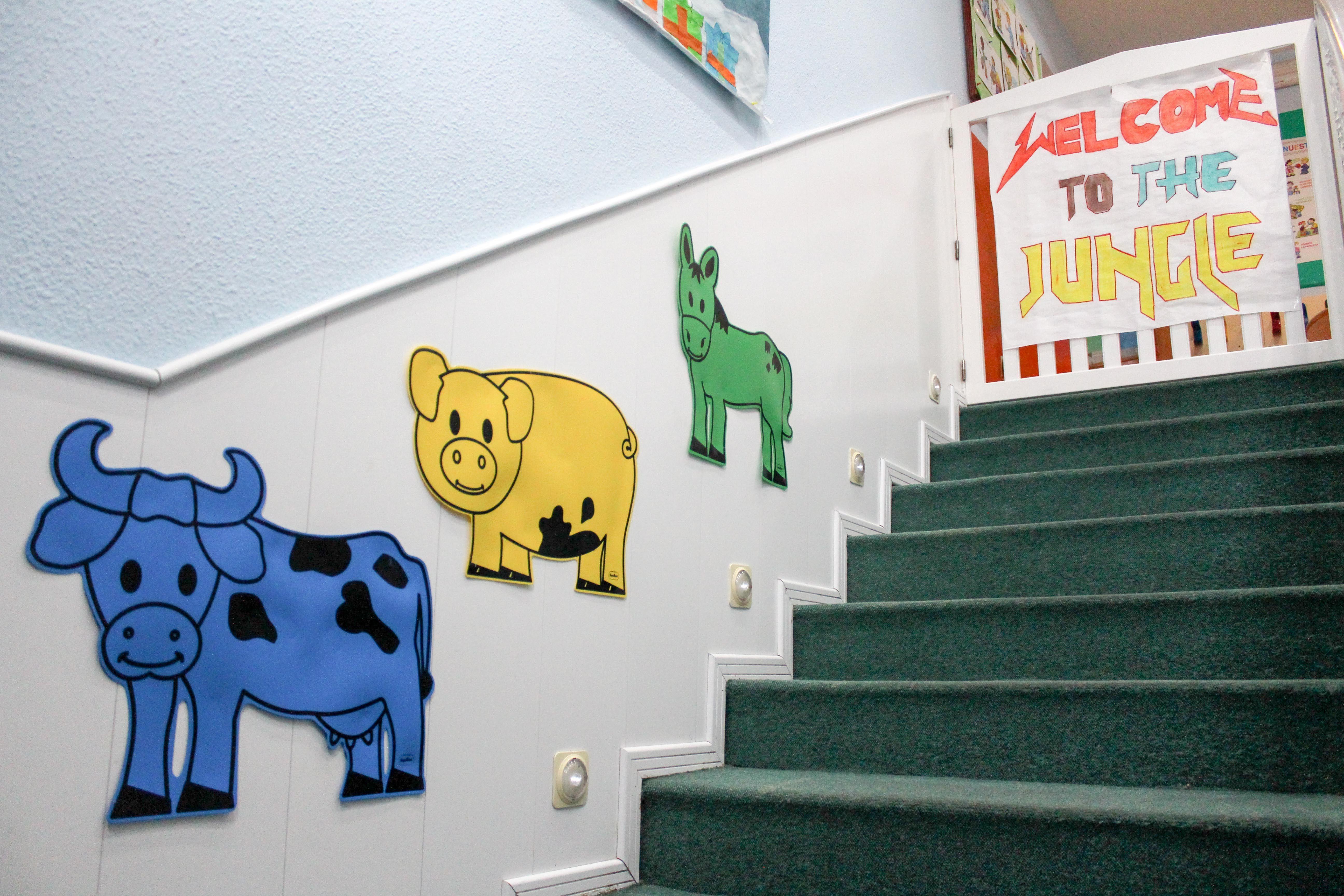 Foto 9 de Escuela infantil dedicada a la primera infancia de 0 a 3 años en Madrid   Escuela Infantil Osobuco