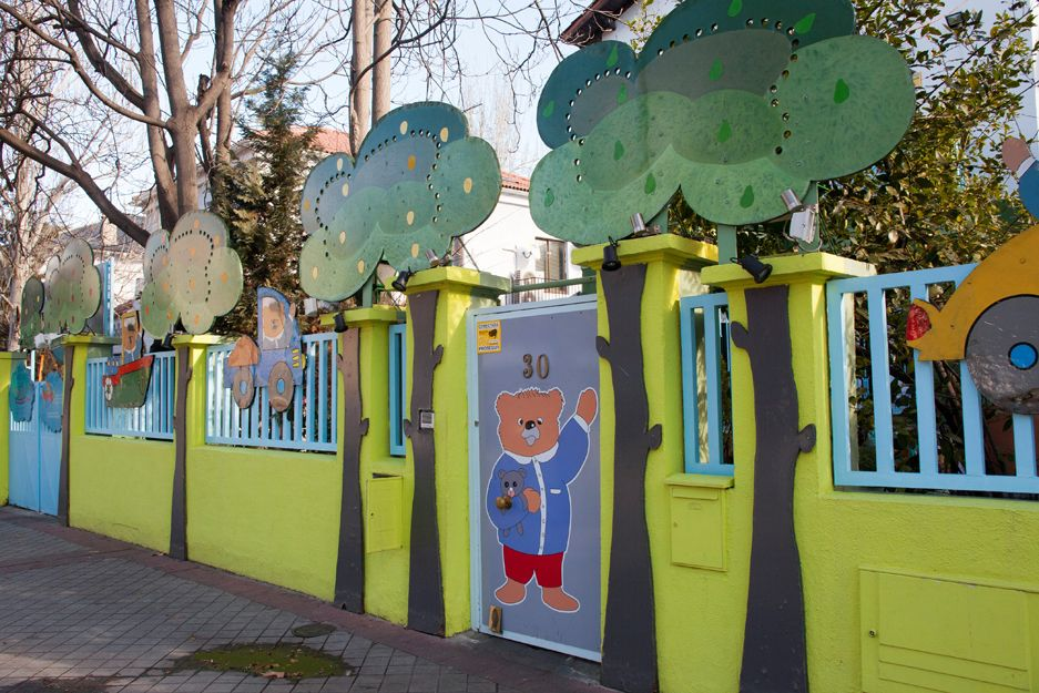 Escuela infantil en Chamartín