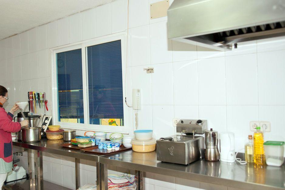 Escuela infantil con cocina propia en Chamartín