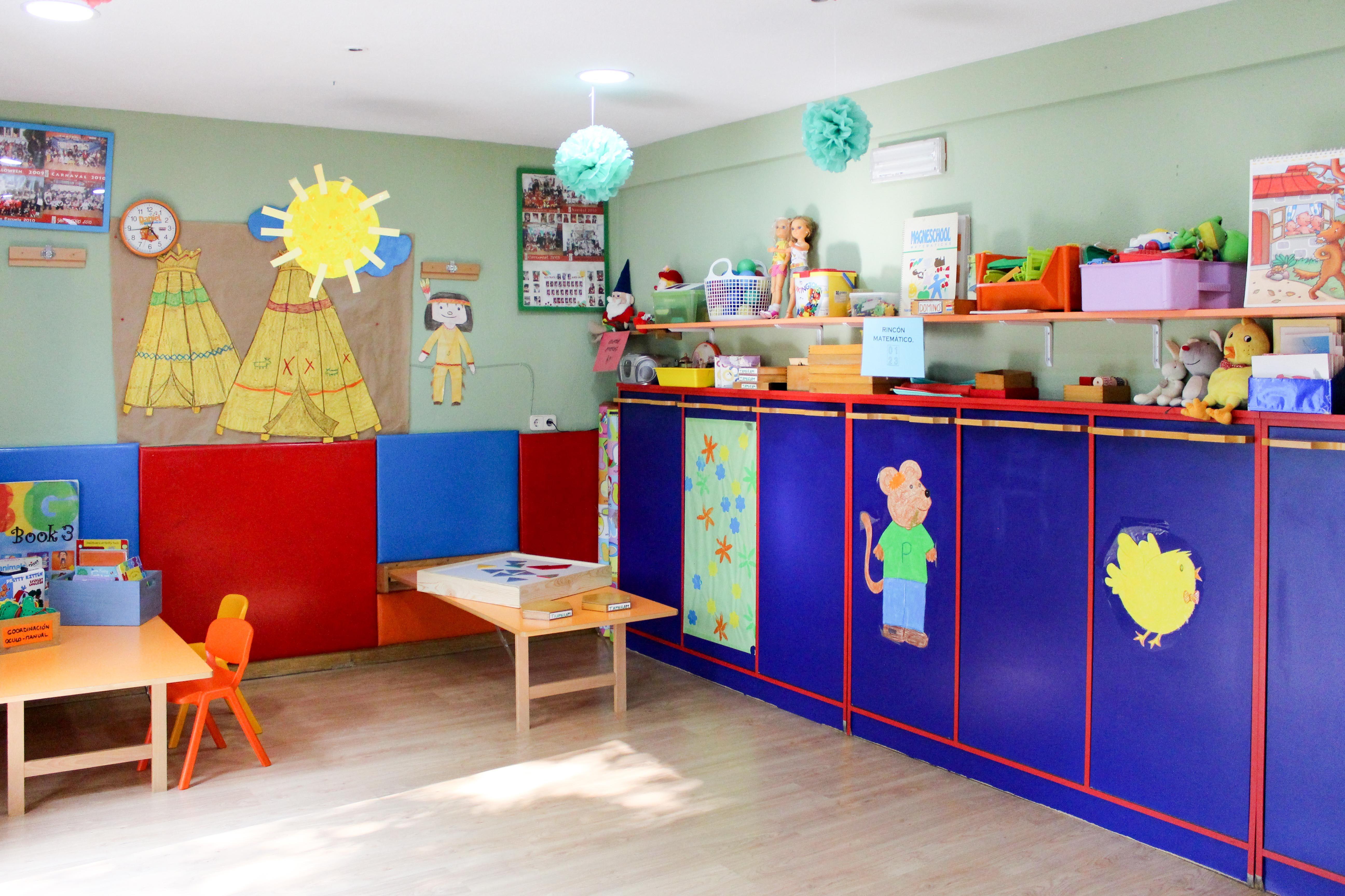 Foto 12 de Escuela infantil dedicada a la primera infancia de 0 a 3 años en Madrid | Escuela Infantil Osobuco