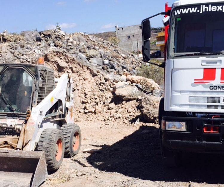 Empresa de obras públicas en Tenerife