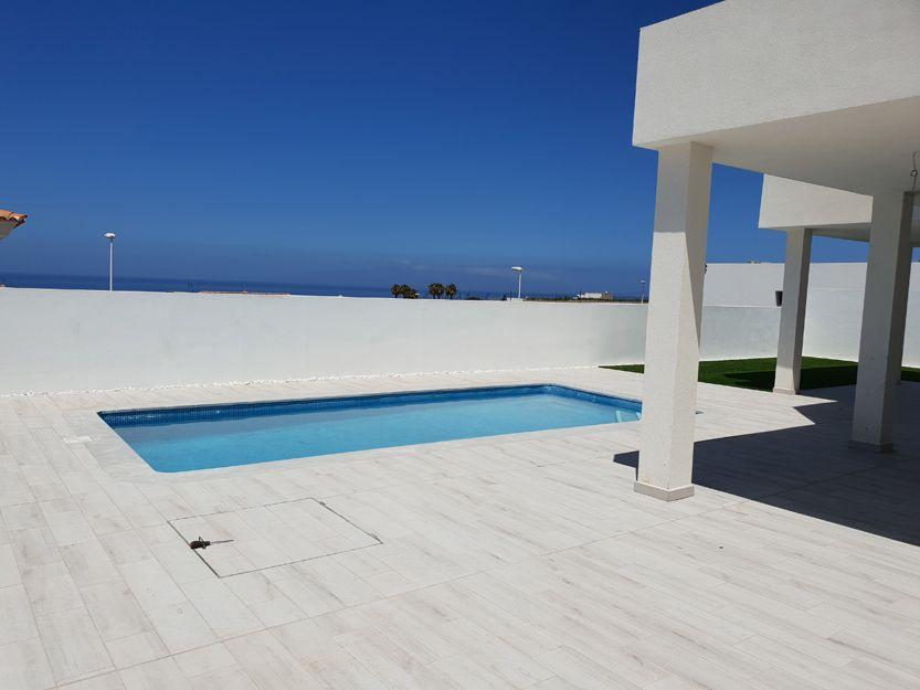 Construcción de obra nueva en Tenerife