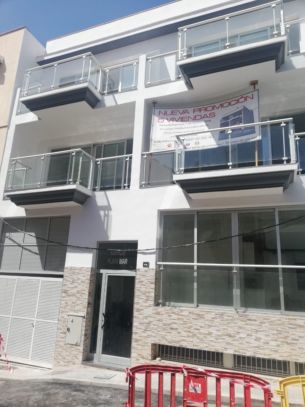 Venta de apartamentos en Playa San Juan: Servicios de JHL Construcciones Canarias