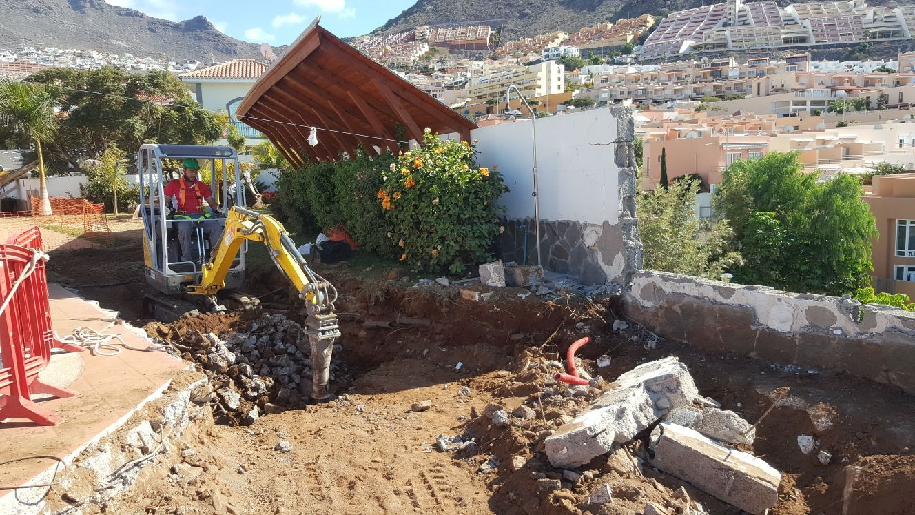 Foto 141 de Empresa de construcción en Guía de Isora | JHL Construcción