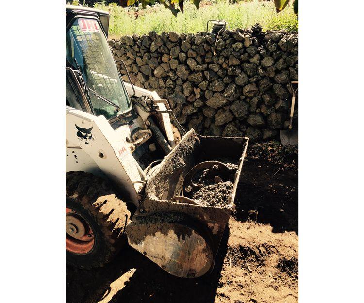 Servicio de transportes de materiales en Tenerife