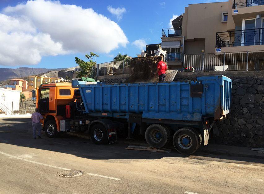 Reforma en el complejo Tagora en Playa de las Américas