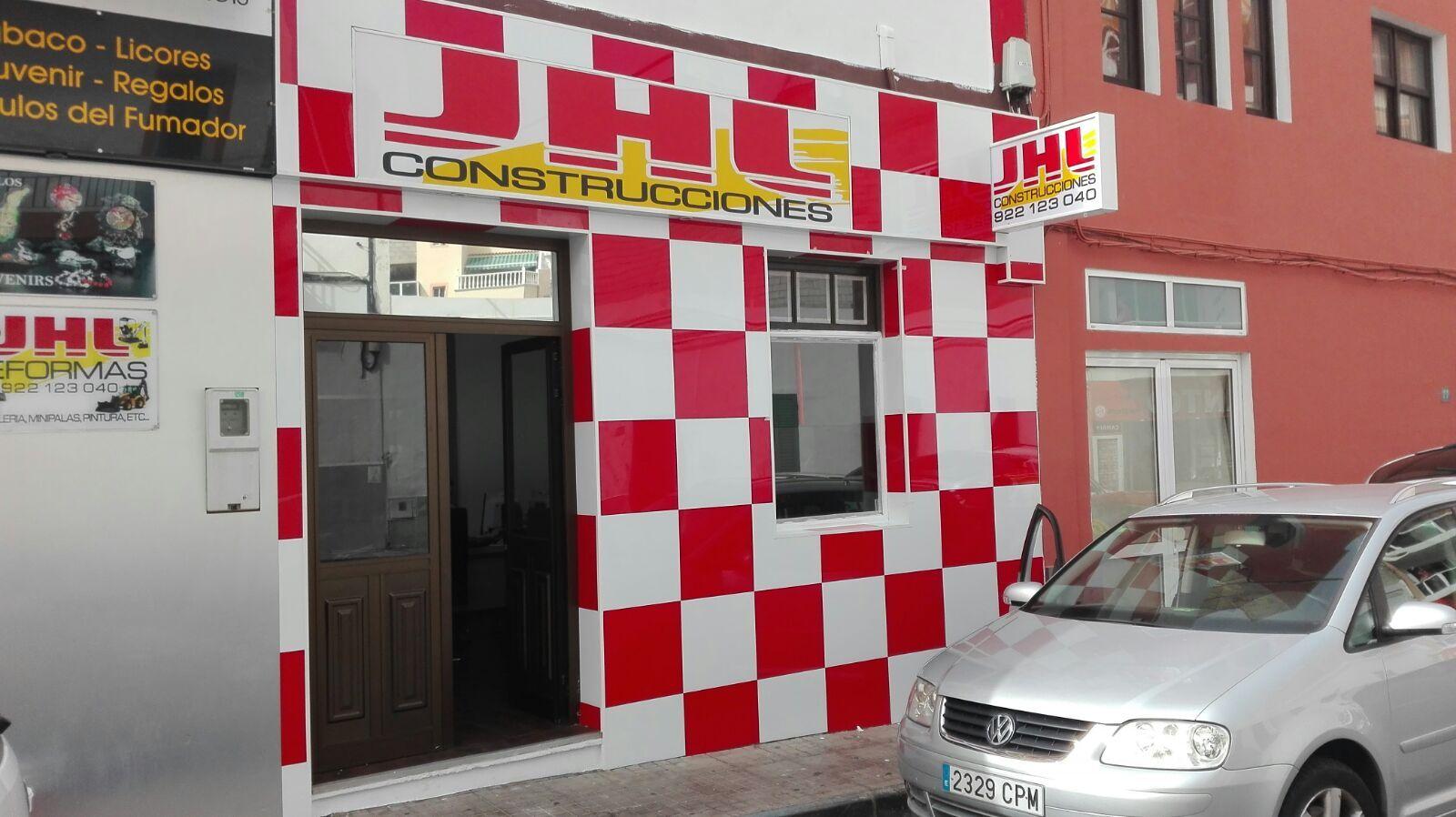 Foto 212 de Empresa de construcción en Guía de Isora | JHL Construcciones Canarias