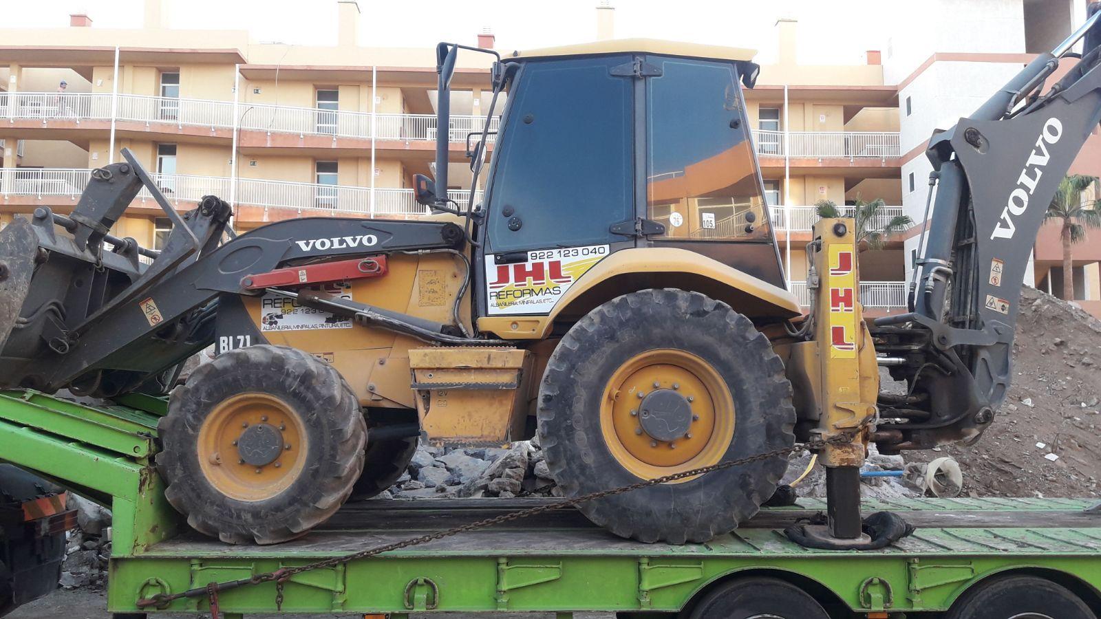 Foto 161 de Empresa de construcción en Guía de Isora | JHL Construcción