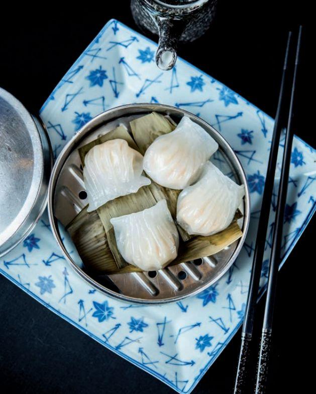 Dim Sum: Carta de Restaurante Kyoto