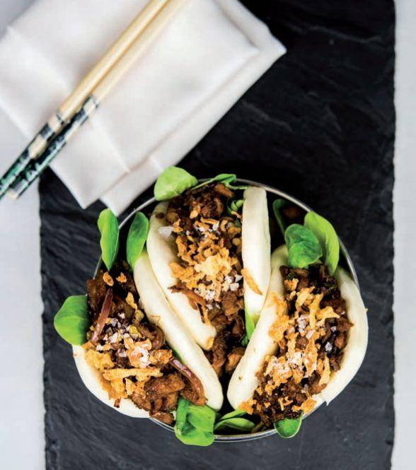 Bao: Carta de Restaurante Kyoto