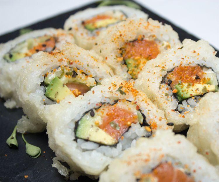 Comida tradicional japonesa en Las Rozas de Madrid